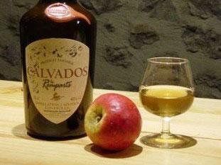 Calvados (apple liqueur)