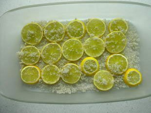 Preserved lemons : Photo of step #3