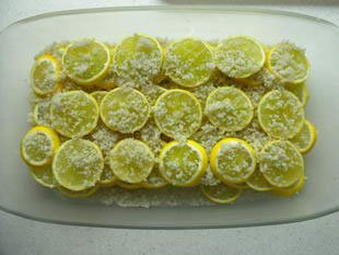 Preserved lemons : Photo of step #4