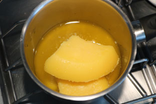 Clarified butter : Photo of step #8