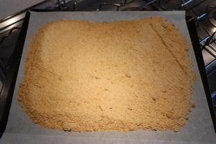 Almond cream or frangipane : Photo of step #2