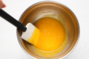 Real custard sauce (crème anglaise) : Photo of step #4