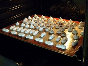 Swiss meringues : Photo of step #7