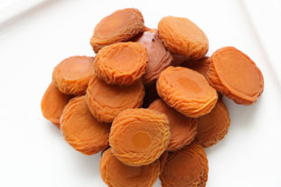 Dried apricots : Photo of step #6