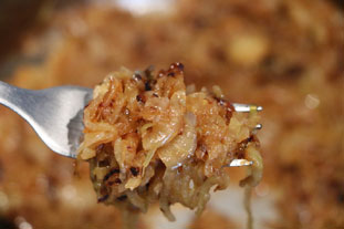 Onion fondue