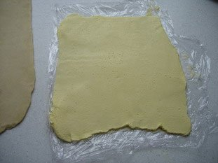 Puff or flaky pastry (pâte feuilletée) : Photo of step #7