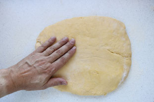 Brioche dough : Photo of step #3