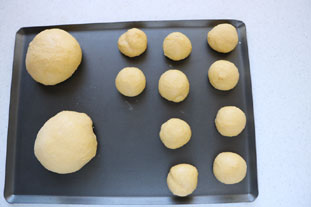 Brioche dough : Photo of step #6
