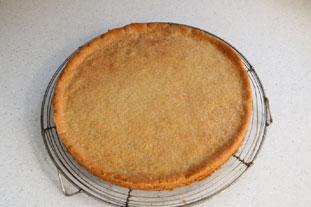 Breton sablé biscuit dough