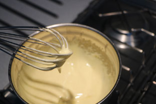 Hollandaise sauce : Photo of step #4