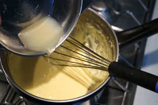 Hollandaise sauce : Photo of step #6