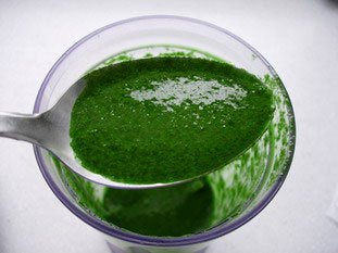 Green parsley sauce