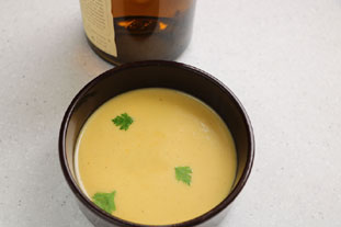 Cream sauce with Vin Jaune