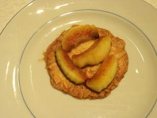 Warm apple feuillantines : Photo of step #11