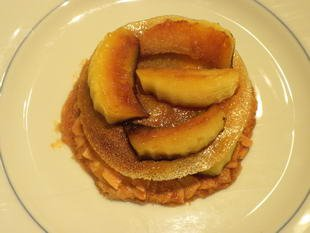 Warm apple feuillantines : Photo of step #13