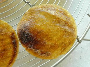 Warm apple feuillantines : Photo of step #9
