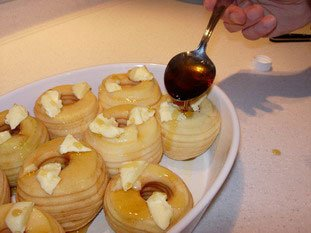 Baked apples from St Aubin le Vertueux : Photo of step #4