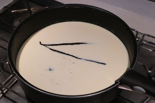 Rice pudding (riz au lait) : Photo of step #3