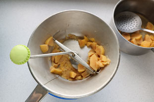 Quince paste : Photo of step #4