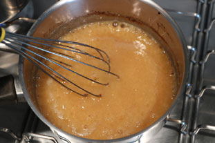 Quince paste : Photo of step #8
