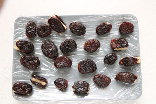 Stuffed prunes : Photo of step #6