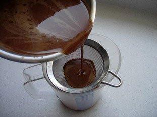 Chocolate cream : Photo of step #6