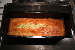 Poppy seed and lemon cake : Photo of step #6