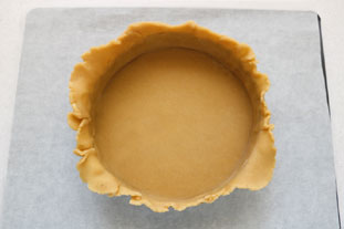 French custard tart : Photo of step #2