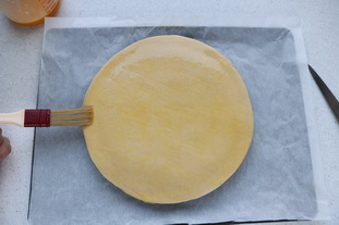 Epiphany galette : Photo of step #8