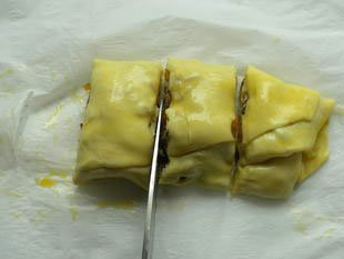 Pecan fruit rolls  : Photo of step #8