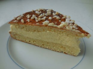 St Tropez tart : Photo of step #11