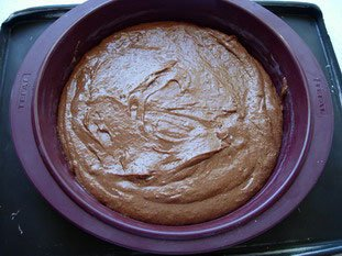 Nanou's chocolate cake : Photo of step #17