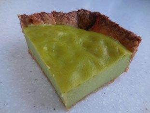Pistachio custard tart : Photo of step #26