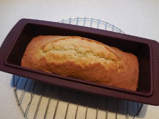 Plain cake : Photo of step #9
