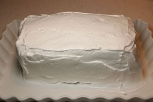 Baked Alaska : Photo of step #11