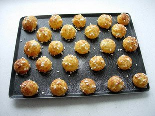 Chouquettes : Photo of step #6