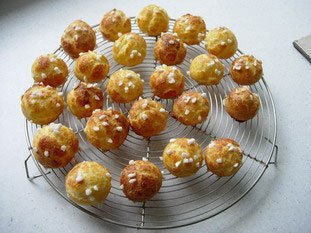 Chouquettes : Photo of step #7