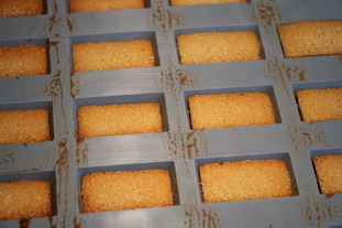 Financiers : Photo of step #6
