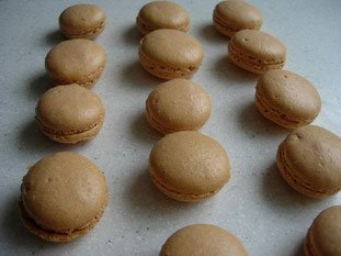 Macarons (the original French macaroons)  : Photo of step #18