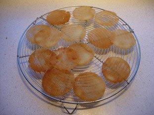 Coconut tuiles : etape 11
