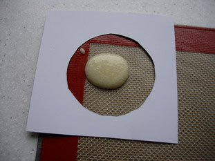 Coconut tuiles : Photo of step #6