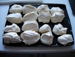 Meringues : Photo of step #8