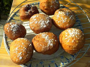 Jam doughnuts : Photo of step #12