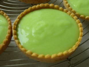 Little lime tarts