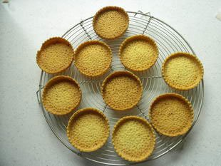 Little lime tarts : Photo of step #2