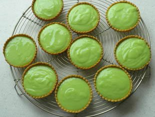 Little lime tarts : Photo of step #4