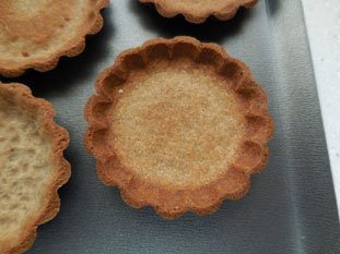 Corsican tarts : Photo of step #6