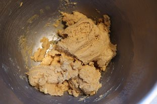 Toasted-flour biscuits : Photo of step #4