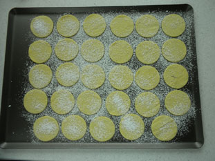Mini lemon millefeuilles : Photo of step #1