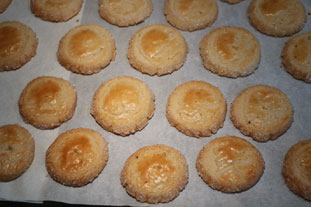 Diamond biscuits : Photo of step #11